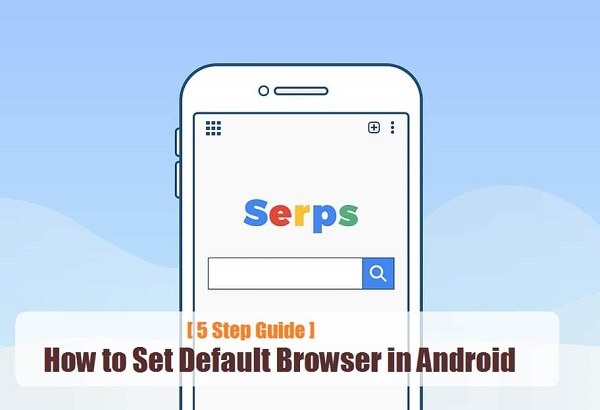 Set Default Browser in Android | Chrome Default Browser | Android | Android Tips | Android Default Browser