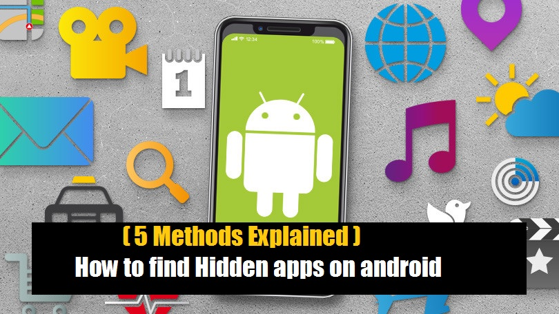 How to find hidden apps on android | Hidden Apps | Android Apps | How-to Guides