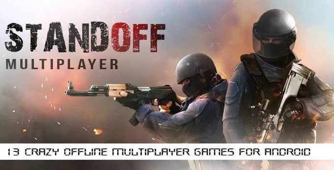 13 Crazy Offline Multiplayer Games for Android – Android Games