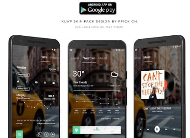 best klwp themes | klwp themes free download | best klwp themes online | KLWP themes Android | KLWP Themes download