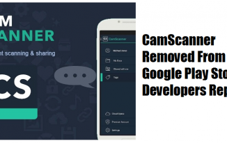 CamScanner App Has been Removed From Play Store | Malware Spotted