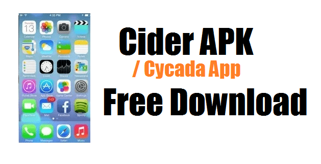 Cider Apk Free Download for Android & PC