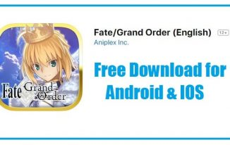 FGO JP Apk Free Download Online for Android & IOS
