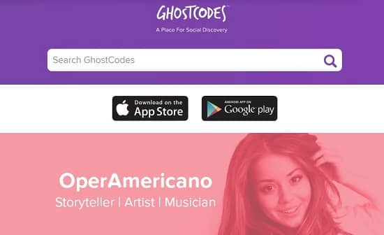 Ghostcodes - Search Snapchat Username(Look up Snapchat Profile)