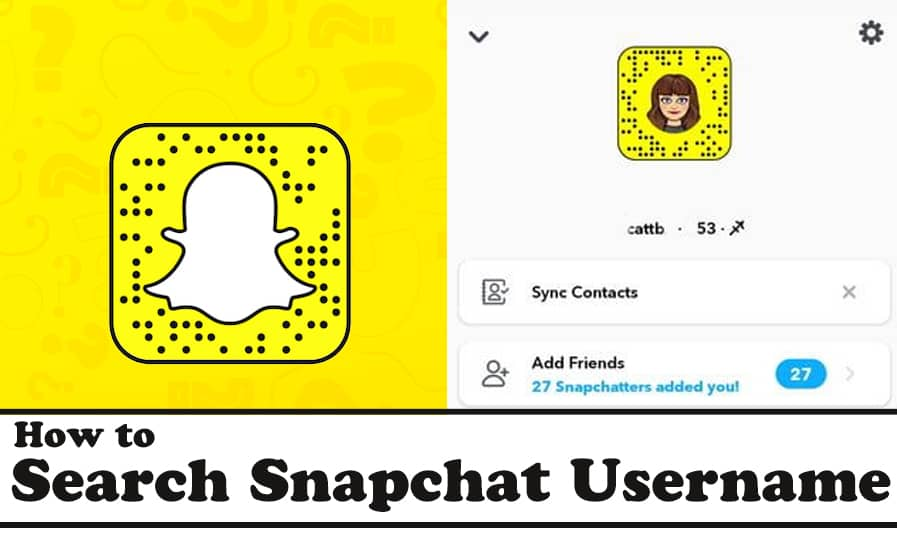 How to Search Snapchat Username(Look up Snapchat Profile) | Snapchat Username | Find Snapchat Username | Search Snapchat username Online